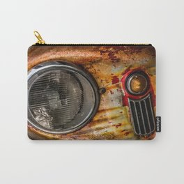 Rusty old Porsche Carry-All Pouch