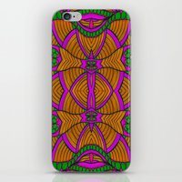 velvet underground iPhone & iPod Skins featuring Underground by Kimberly McGuiness
