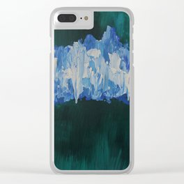 Glacial Clear iPhone Case