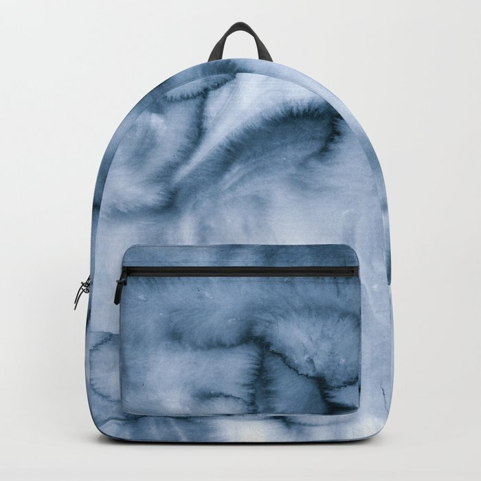 grey blues Backpack