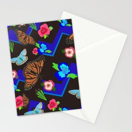 Butterfly Meetup Stationery Cards