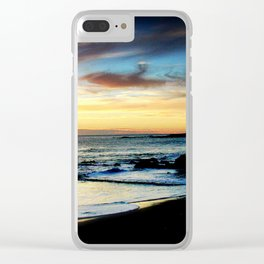 It's a beautiful World! Clear iPhone Case