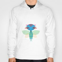 fairy Hoodies featuring Fairy by Volkan Dalyan