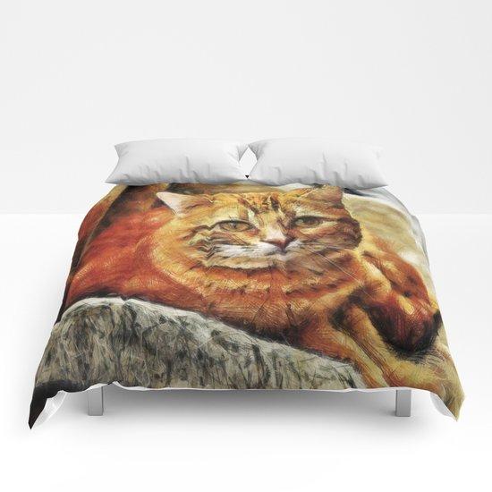 Cosy Cat Comforters