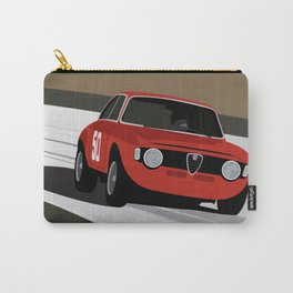 Magnificent Giulia Carry-All Pouch