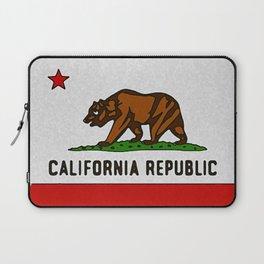 Fancy Flag:  California Laptop Sleeve