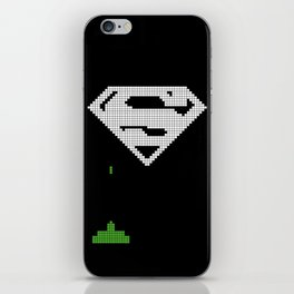 Super Invader iPhone Skin