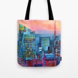New York buildings vol2 Tote Bag