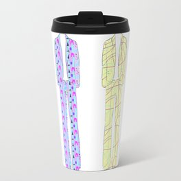 Suits Travel Mug