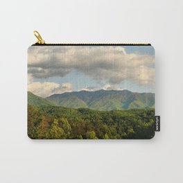 The Smokies Carry-All Pouch