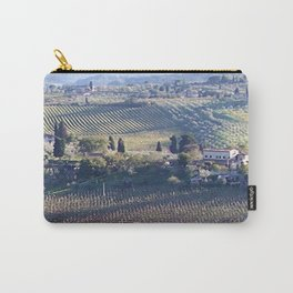 Textures of Tuscany Italy Carry-All Pouch