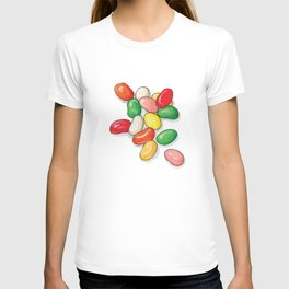 Candies & Sweets: Jelly Beans T-shirt
