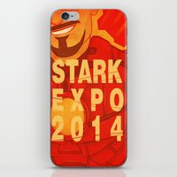 cargline iPhone & iPod Skins featuring Expo by cargline
