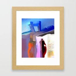 Montevideo Framed Art Print