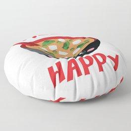 Miso Happy - Funny Food Floor Pillow
