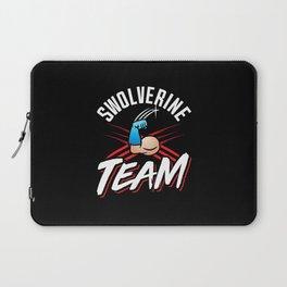 Swolverine Team Laptop Sleeve
