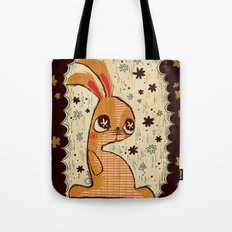 The Velveteen Rabbit Tote Bag