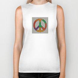 Peace – Knitting Style Biker Tank