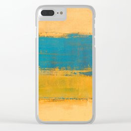 Fast Forward Clear iPhone Case
