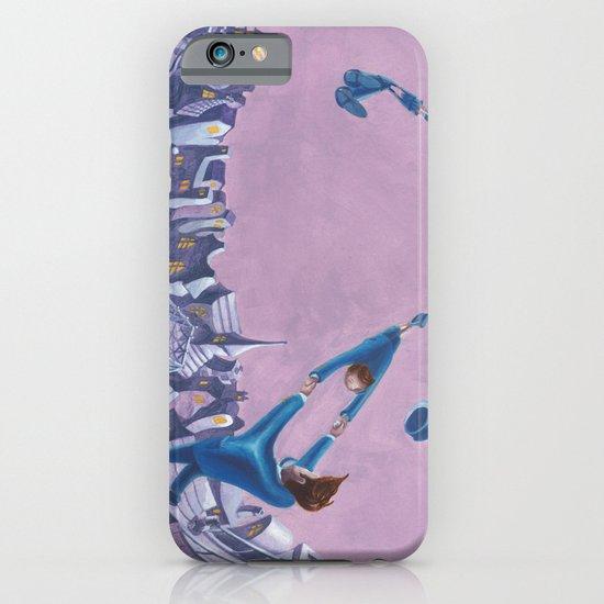 POEM OF FLING iPhone & iPod Case