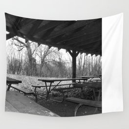Intrusion Wall Tapestry