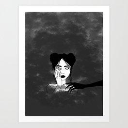 Bordy II Art Print