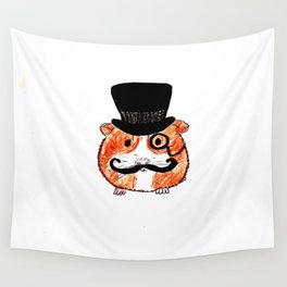 Sir Guinea Pig Wall Tapestry