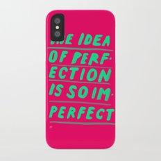 IMPERFECT Slim Case iPhone X