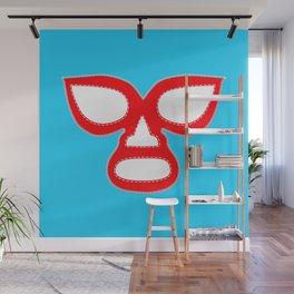 Luchador Mask Wall Mural