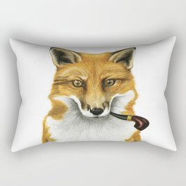 Fox of the Baskervilles Rectangular Pillow