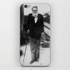 Captain Morrow iPhone & iPod Skin