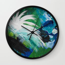 Sweet Sad Thoughts Wall Clock