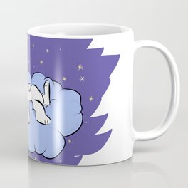 Sleeping Bunny Coffee Mug