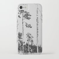 birch iPhone & iPod Cases featuring Birch  by Kelly Baskin