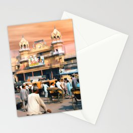 Old Dehli Stationery Cards