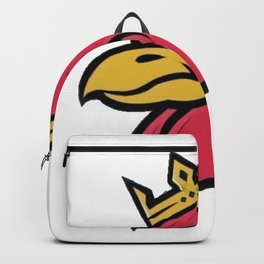 Griffin beasts eagle birds powerful majestic creature sharp Backpack