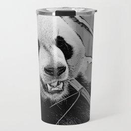 Panda Bear Munchies Travel Mug
