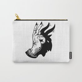 Peace is the Beast Carry-All Pouch