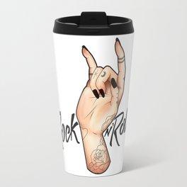 Rock n' Roll Travel Mug