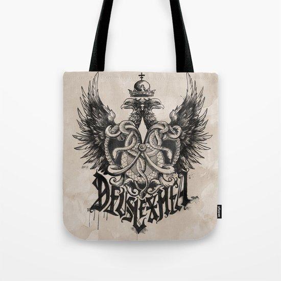 Deus Lex Mea - God is my Light Tote Bag