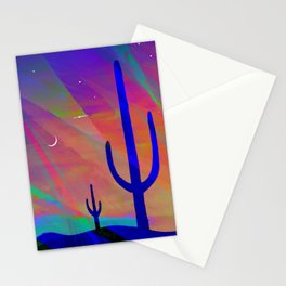 Arizona Evening Stationery Cards
