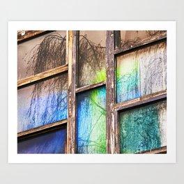 Reflections #4 Art Print