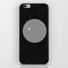 Twilight Zone Tunnel iPhone Skin