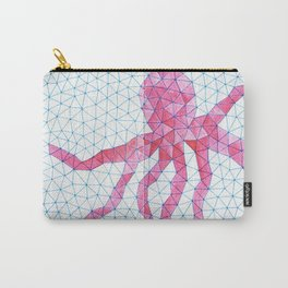 Octopink! Carry-All Pouch