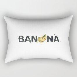 Favourite Things - Banana Rectangular Pillow