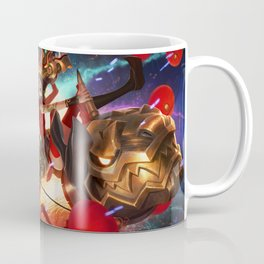 Firecracker Jinx League Of Legends Coffee Mug