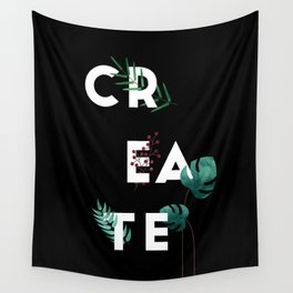 Create Wall Tapestry