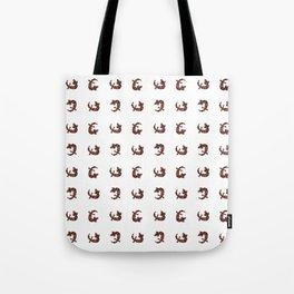 Gila Monster Pattern Tote Bag