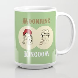 Moonrise Kingdom  Coffee Mug