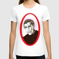 dracula T-shirts featuring Dracula  by Christopher Chouinard